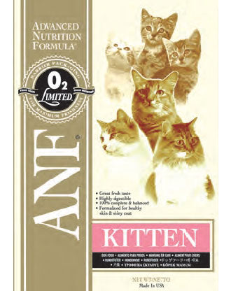 ANF Kitten Dry Cat Food