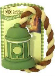 AKC Puppy Series Hydrant Chew With Dental Rope