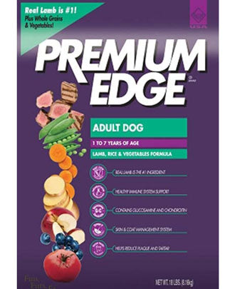 Premium Edge Lamb & Rice Dry Dog Food - Kohepets