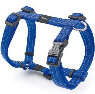 Rogz Utility Blue Dog Harness XL