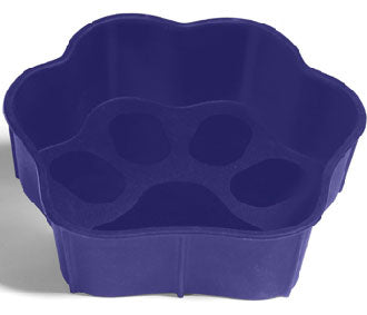 Safemade Flexi Bowl Blue Large - Kohepets