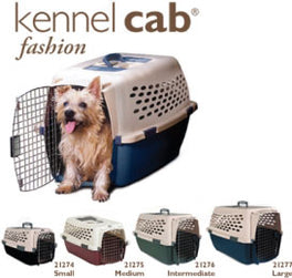 Petmate Kennel Cab Fashion Portable Carrier