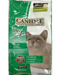 Canidae All Life Stages 4 Animal Protein Dry Cat Food 4lb