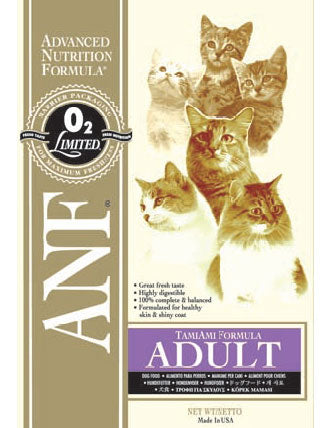 ANF Adult Dry Cat Food - Kohepets