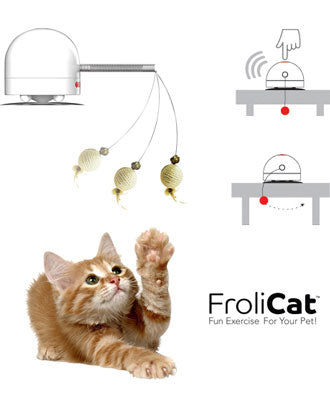 Frolicat Twitch Cat Toy