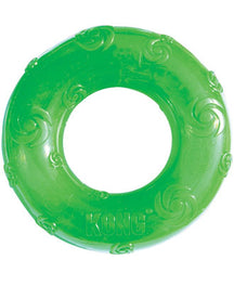Kong Squeezz Ring Dog Toy Medium