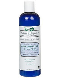 '50% OFF': Richard's Organics Moisturizing Shampoo 12oz (Exp Apr 19)