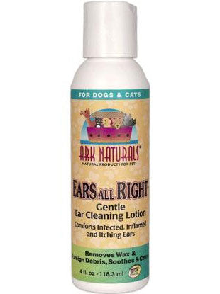 Ark Naturals Ears All Right 118ml - Kohepets