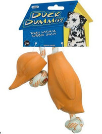 JW Duck Dummies Dog Toy Large