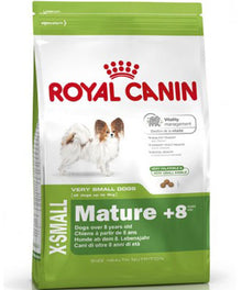 Royal Canin X-Small Mature 8+ Dry Dog Food 1.5kg