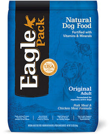 Eagle Pack Original Chicken Meal & Pork All Life Stages Dry Dog Food