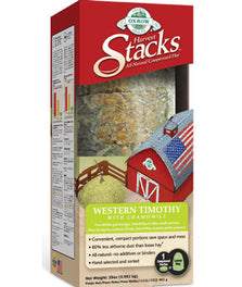 Oxbow Harvest Stacks Hay - Western Timothy With Chamomile 35oz