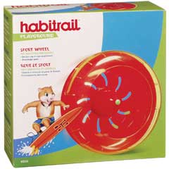 Habitrail Playground Sport Wheel
