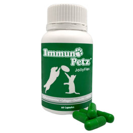 Immuno-Petz JollyFlex Joint & Bone Pet Supplements 60 Caps