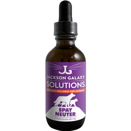 Jackson Galaxy Solutions Spay/Neuter For Cats & Dogs 60ml