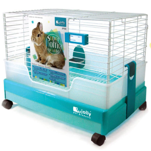 Jolly Pet Super Home Rabbit Cage - Kohepets