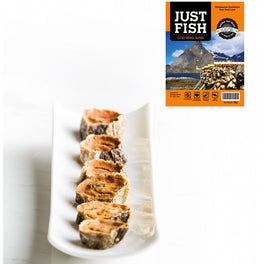 Just Fish Cod Ring Sushi Dog & Cat Treats 100g