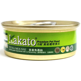 Kakato Tuna Mousse Canned Cat & Dog Food 40g