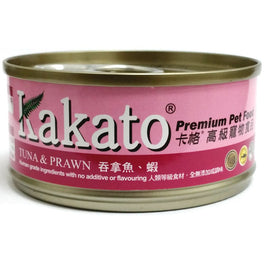 Kakato Tuna & Prawn Canned Cat & Dog Food