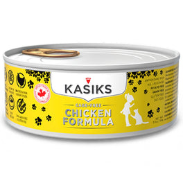 Kasiks Cage-Free Chicken Grain Free Canned Cat Food 156g