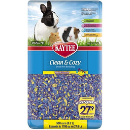 Kaytee Clean & Cozy Groovy Paper Bedding 8.2L