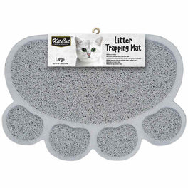 Kit Cat Litter Trapping Mat (Grey)