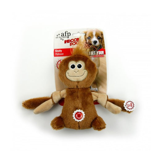 All For Paws Indoor Knoty Dog Toy