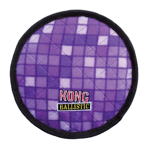 KONG Ballistic Cookie Dog Toy