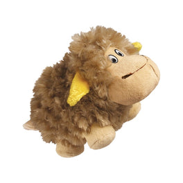 KONG Barnyard Chruncheez Sheep Dog Toy Large