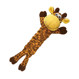 KONG Bendeez Giraffe Dog Toy Large