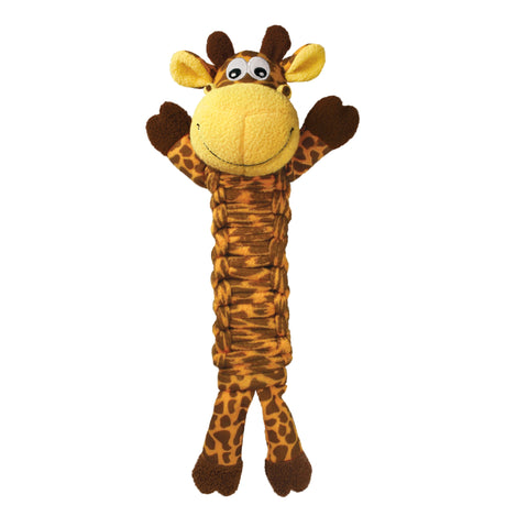 KONG Bendeez Giraffe Dog Toy Small - Kohepets