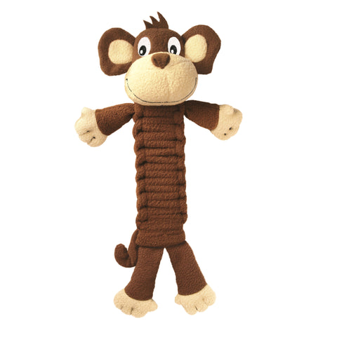 KONG Bendeez Monkey Dog Toy Small - Kohepets