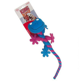 Kong Braidz Large Gecko Dog Toy