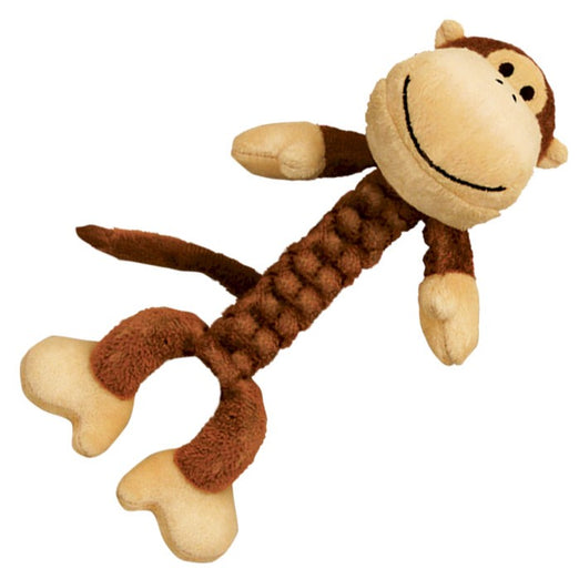 KONG Safari Braidz Monkey Dog Toy - Kohepets