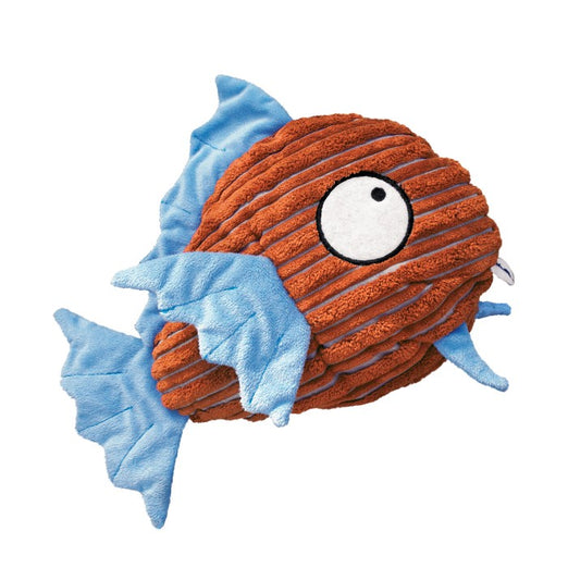 KONG CuteSeas Fish Dog Toy - Kohepets