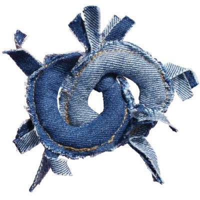 Kong Denim Rings Cat Toy - Kohepets