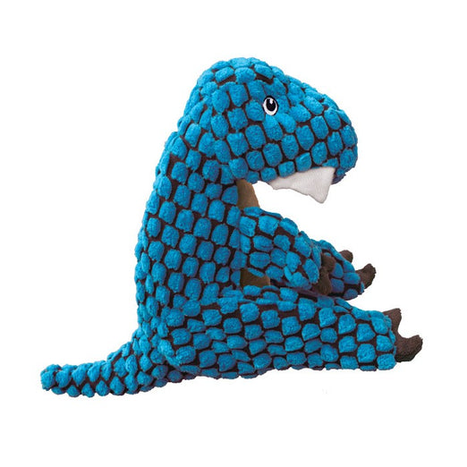KONG Dynos T-Rex Dog Toy Small - Kohepets