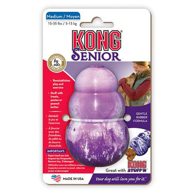 Kong Senior Dog Toy Medium