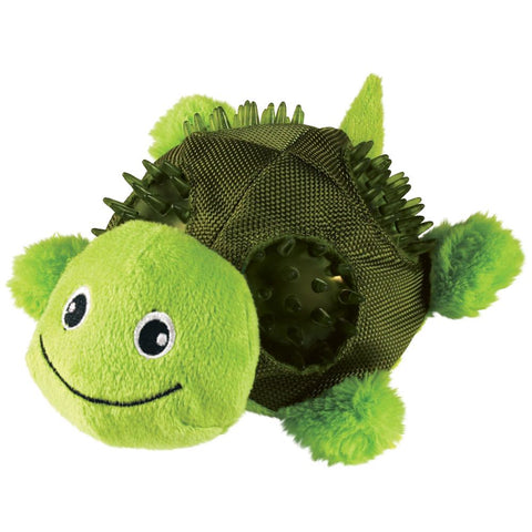 Kong Shells Turtle Dog Toy - Kohepets