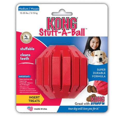 Kong Stuff-A-Ball Medium