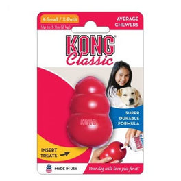 Kong Classic Dog Toy Extra Small