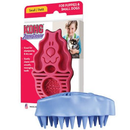 Kong Zoomgroom Brush For Small Dogs & Puppies