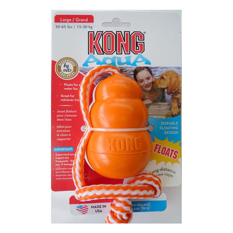 KONG Aqua Dog Toy - Kohepets