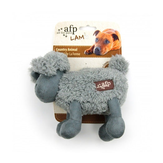 All For Paws Lamb Cuddle Animals Dog Toy - Kohepets