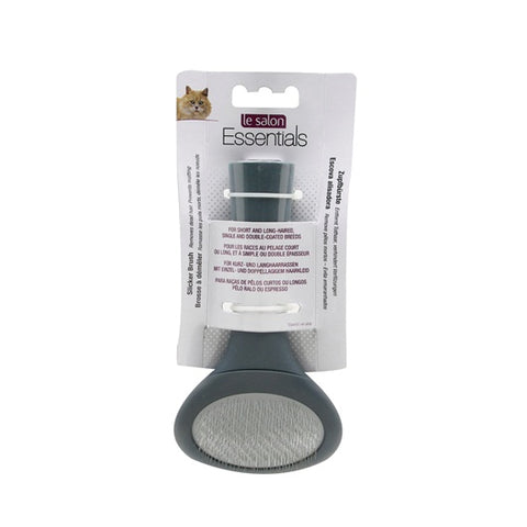 Le Salon Essentials Cat Slicker Brush - Small - Kohepets
