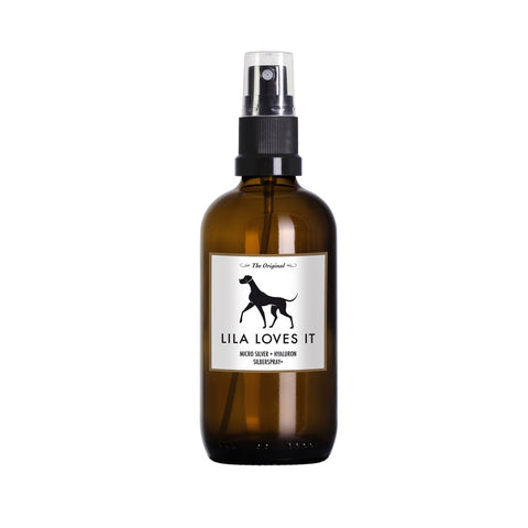 Lila Loves It Microsilver Spray For Dogs 50ml - Kohepets