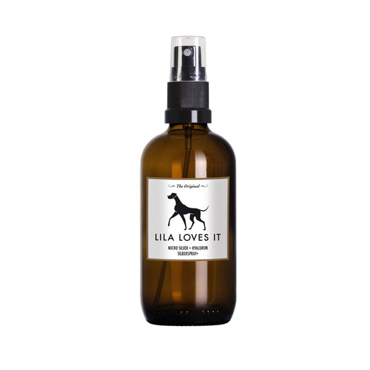15% OFF: Lila Loves It Microsilver Spray For Dogs 50ml
