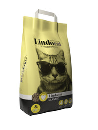 Lindocat Classic Clumping Clay Cat Litter