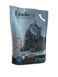 Lindocat Crystal Silica Gel Cat Litter 5L