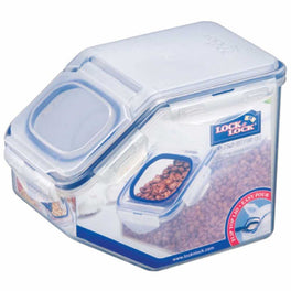 Lock & Lock Airtight Dry Food Storage Container With Flip Cover 2.5L